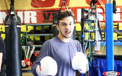 "Jacob ""Lil Badger"" Rosales Bellator MMA Debut"