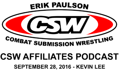 2016-09-28 – CSW Affiliates Podcast – Kevin Lee