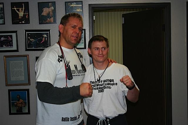 CSW 2008 Camp