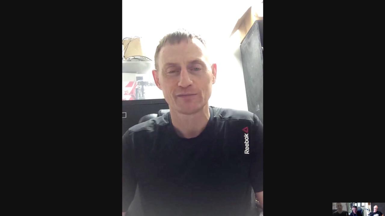 CSWP – 002 – CSW Podcast – Greg Nelson