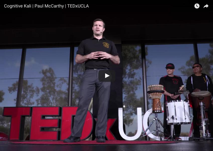 Cognitive Kali – Paul McCarthy – TEDxUCLA